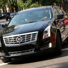 Cadillac recently started building the XTS in China