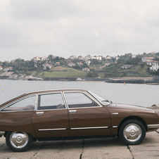 Citroën GS Pallas