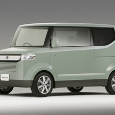 Honda Step Bus