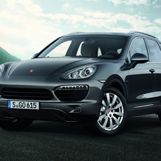 The Cayenne does quite well in China and the United States