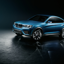 The X4 looks very similar to the X6