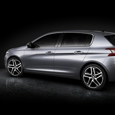 The 308 is the bestselling Peugeot in China