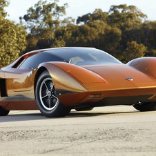 Holden Restores 1969 Hurricane - It's First Concept Car