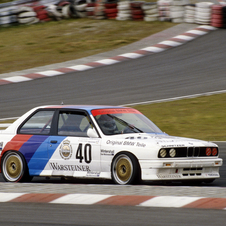 The M3 was a very successful race car especially in FIA Group A