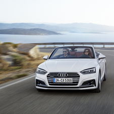 Audi A5 Cabriolet 2.0 TDI S tronic