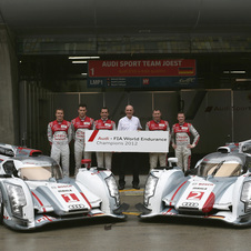 Audi will enter three cars into the 6 Hours of Spa and 24 Hours of Le Mans