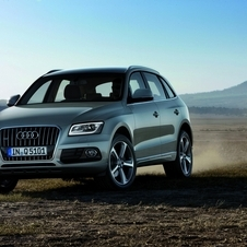 The Audi Q5 is the bestselling Audi in the US