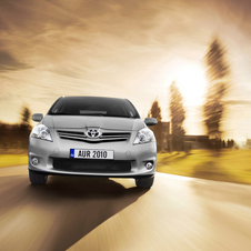 Toyota Auris 1.33 VVT-i Start & Stop Exclusive