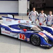 Toyota will run two cars during the entire WEC season