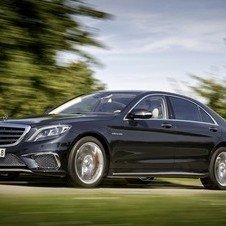 Mercedes will introduce the S65 AMG at the LA Auto Show and Tokyo Motor Show
