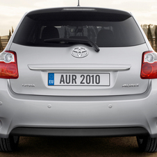 Toyota Auris 1.4 D-4D MM Exclusive