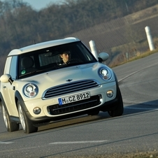 MINI (BMW) CooperClubvan AT
