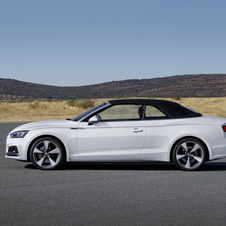 Audi A5 Cabriolet 2.0 TFSI S tronic Sport