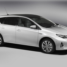 The Auris Sports Tourer will join the Prius Plus as a hybrid wagon