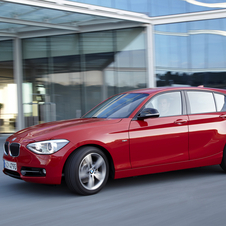 The 1 Series is getting all-wheel drive options and several new engines