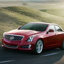 The ATS is offered in the US with three engines and is on sale now