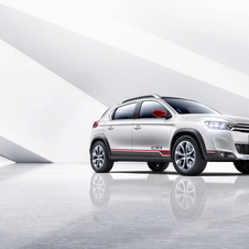 To maximize interior space, the C-XR received the longest wheelbase in the SUV segment, according to Citroën, with 2650mm