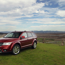 Dodge Journey SXT Getting Four-Cylinder Engine Option