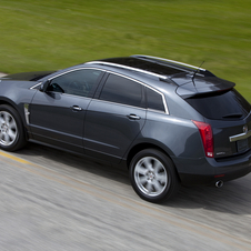 Cadillac SRX AWD Turbo Performance Collection