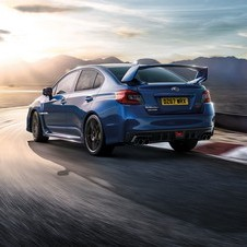 Subaru WRX STI Swansong Final Edition