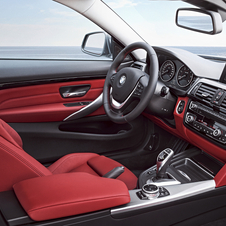 BMW has not done much to alter the interior