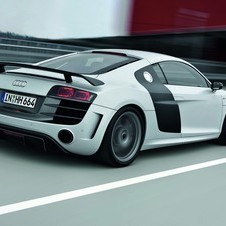 The R8 started as only a V8 model and then broadened to a V10 and then an even more powerful version