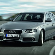 Audi A4 Avant 2.0 TFSI flexible fuel Ambition quattro