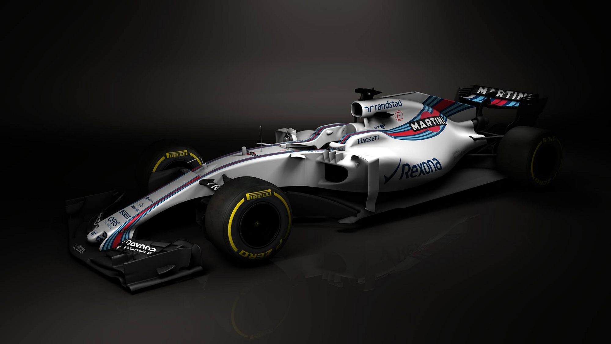 The final design of the Williams FW40 will be presented in Barcelona two days beferoe the pre season tests