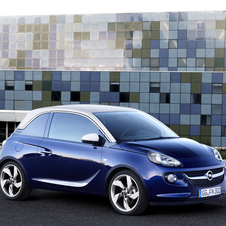 Opel had to rework the assembly line to allow for all of the personalization options