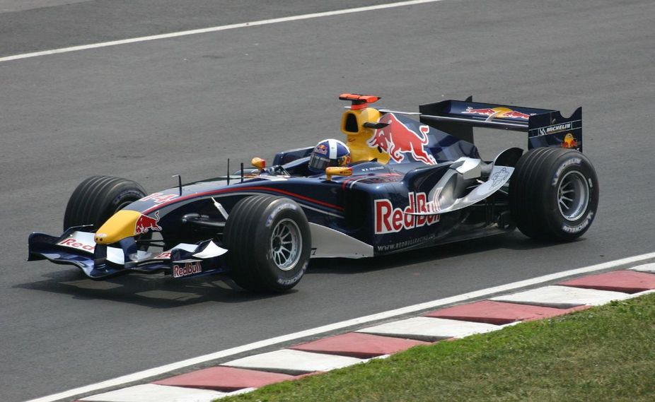 Red Bull RB1 Cosworth