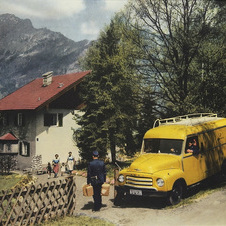 Opel Blitz Delivery