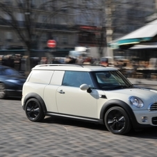 MINI (BMW) One Clubvan AT