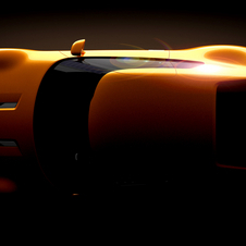 The latest image shows the GT4 Stinger from the top
