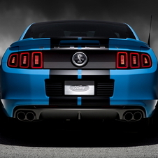 Ford unveil 650bhp Shelby GT500