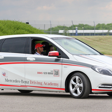 The cars are equipped with dual controls and experienced instructors to teach students