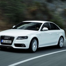 Audi A4 3.2 FSI Attraction quattro