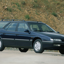 Citroën XM 2.5 Turbo D VSX Break