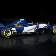 Sauber expects to move up the field with the help of the C36