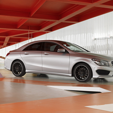 The CLA aims to conquer the youngest drivers that usually don't go for Mercedes