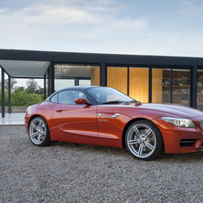 BMW Z4 sDrive18i