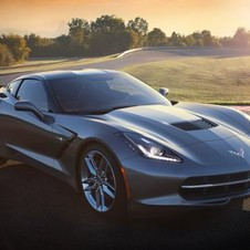 One lucky buyer will get the first Corvette off the line