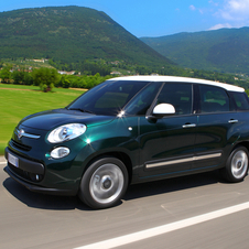 Fiat 500L Living 1.6 16V Multijet