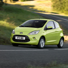 Ford Ka Hatchback 1.2 Edge