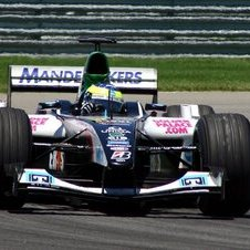Minardi PS04B Cosworth