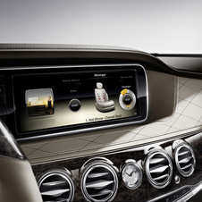 The interior features a 12in-wide screen for instruments and infotainment