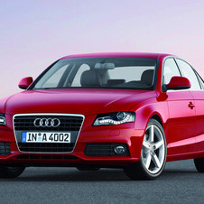 Audi A4 2.7 TDI Attraction multitronic