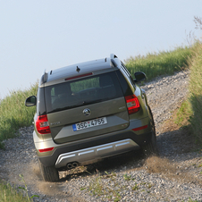 Skoda Yeti Outdoor 1.4 TSI Ambition