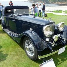 Bentley 3½-Litre
