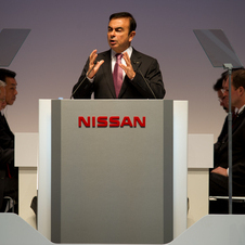 Ghosn says that Nissan has a clear strategy for the future