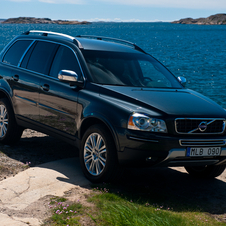 The XC90 will be the first car to use the SPA platform in 2014